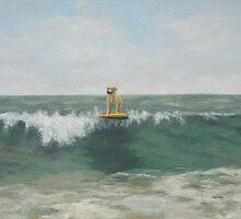 Surfer Lab by PhyllisGAndrews