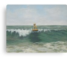 Surfer Lab Canvas Print
