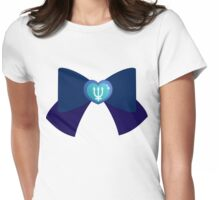 Neptune Bow Womens Fitted T-Shirt