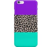 Leopard National Flag III iPhone Case/Skin