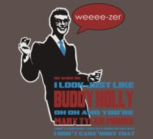 Weezer - Buddy Holly by rockandrell