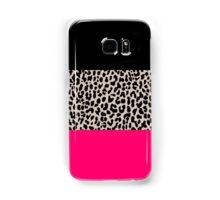 Leopard National Flag IV Samsung Galaxy Case/Skin