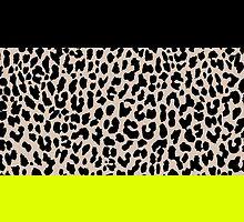 Leopard National Flag V by M Studio Designs