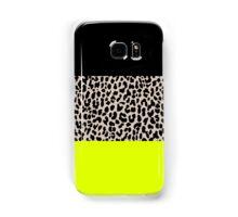 Leopard National Flag V Samsung Galaxy Case/Skin