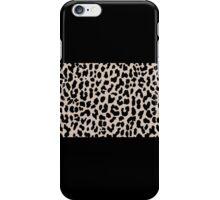 Leopard National Flag VI iPhone Case/Skin