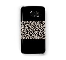 Leopard National Flag VI Samsung Galaxy Case/Skin