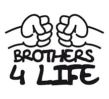 Brothers for Life Logo Design by Style-O-Mat