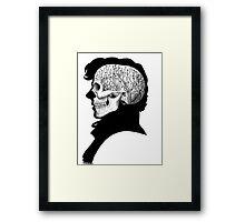 Genius1 Framed Print