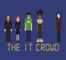 The IT Crowd :: version 4.0 by ottou812