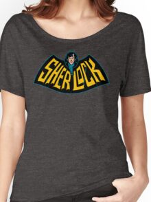 Sherlock Logo Women's Relaxed Fit T-Shirt