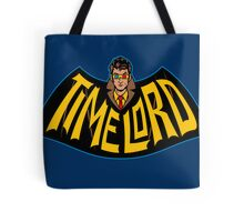 Time Lord Logo Tote Bag