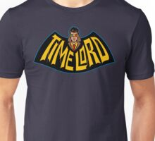 Time Lord Logo Unisex T-Shirt