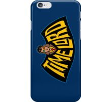 Time Lord Logo iPhone Case/Skin