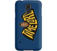 Time Lord Logo Samsung Galaxy Case/Skin