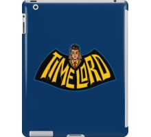 Time Lord Logo iPad Case/Skin