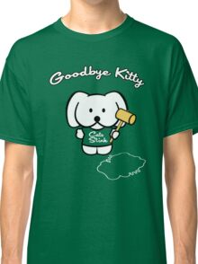 Goodbye Kitty Classic T-Shirt