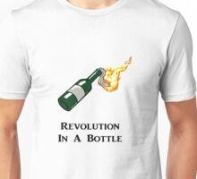 Revolution In A Bottle Unisex T-Shirt