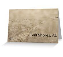Ocean Bliss Greeting Card