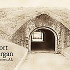 Fort Morgan, AL by sacredmoments