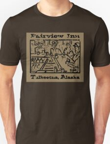 Sausage Party/Black and Tan T-Shirt