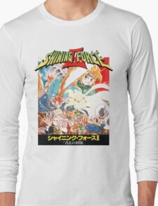 Shining Force II Japanese  Long Sleeve T-Shirt