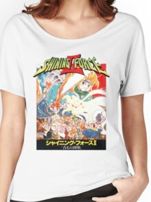 Shining Force II Japanese  Women's Relaxed Fit T-Shirt