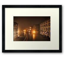 Grand Canal, Venice Framed Print