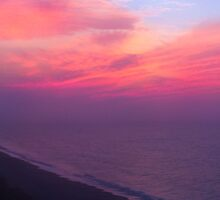 Grand Strand Morning by Kenneth Keifer