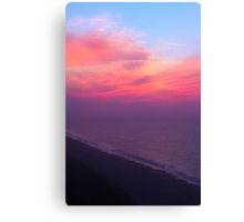 Grand Strand Morning Canvas Print