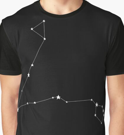 Constellation | Pisces Graphic T-Shirt