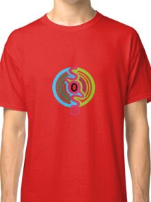 SOS Brigade The Meloncholy Of Haruhi Suzumiya Classic T-Shirt