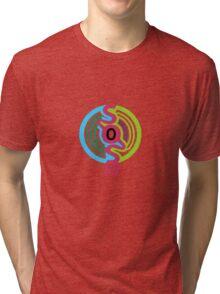 SOS Brigade The Meloncholy Of Haruhi Suzumiya Tri-blend T-Shirt