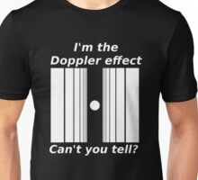 Sheldons Doppler effect Unisex T-Shirt