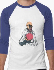 The Ood Abides Men's Baseball ¾ T-Shirt