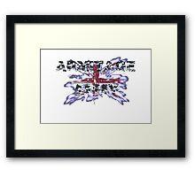 Armitage Army  Framed Print