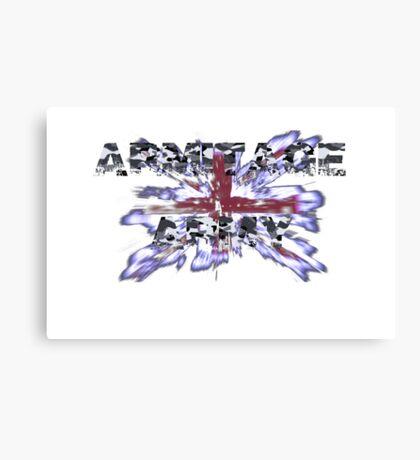 Armitage Army  Canvas Print