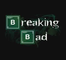 Breaking Bad - Logo by Kiwicrash