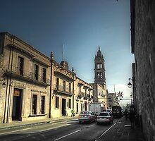 ©MS Down Town Morelia Lumia Card by OmarHernandez