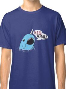 Narwhal! Classic T-Shirt