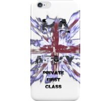 Armitage Army Iphone/Samsung iPhone Case/Skin