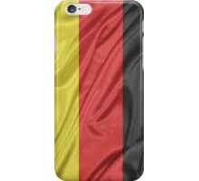 Flags of the World - Germany iPhone Case/Skin
