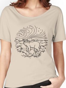 Northern Lights Women's Relaxed Fit T-Shirt