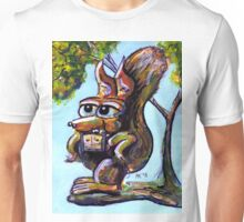 The only gay squirrel in the garden. T-Shirt