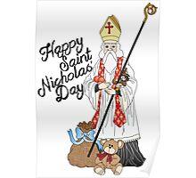 Saint Nicholas' day Poster