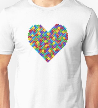 Heartris Unisex T-Shirt