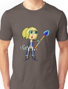 The Mage That Does Spells Unisex T-Shirt
