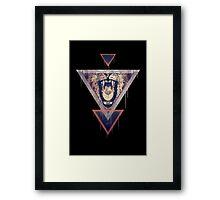 A MOON FOR BREAKFAST (VARIANT) Framed Print