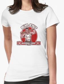 BJ's Baseball Camp Womens Fitted T-Shirt