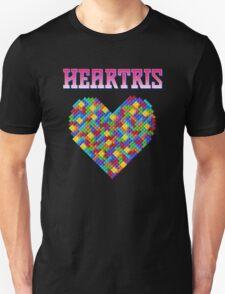 Heartris (w/ Text) Unisex T-Shirt