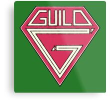 Old Guild Metal Print